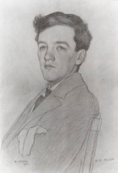 Alec Miller  Portrait by William Strang, 1903
