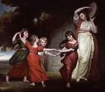Gower Family George Romney